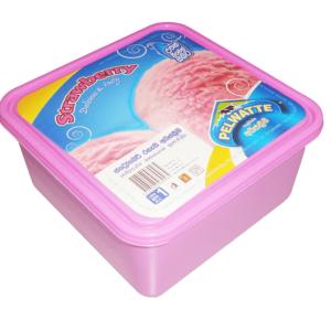 Strawberry Ice Cream in Sri Lanka